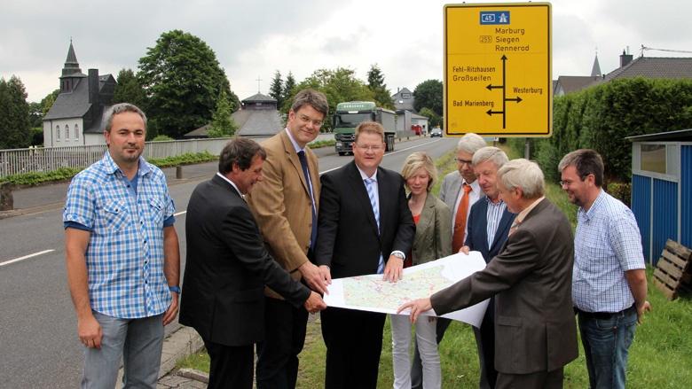 Infrastruktur im Westerwald