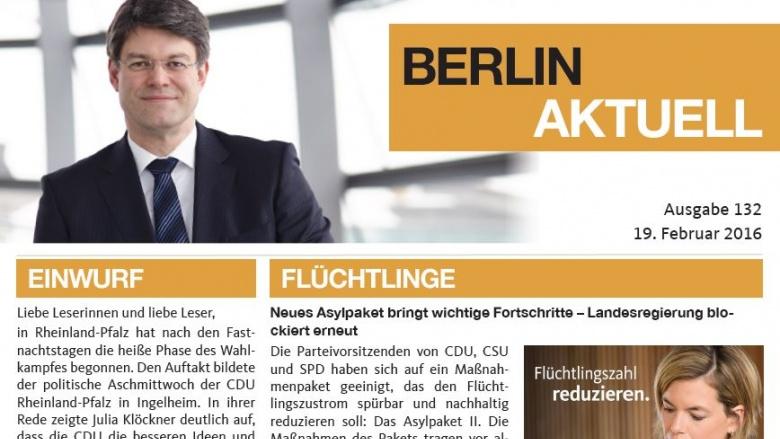 Berlin aktuell vom 19.02.16