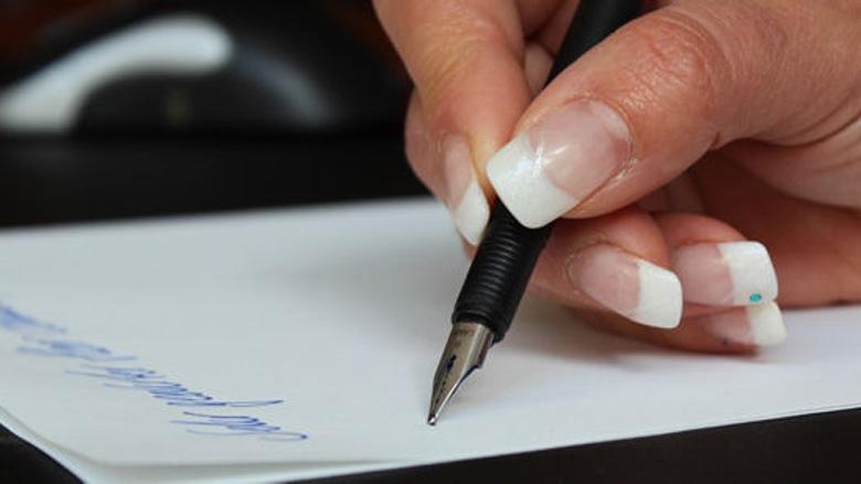 Schreiben Sie mir