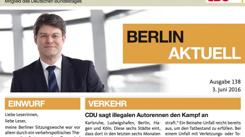 Berlin aktuell vom 03.06.