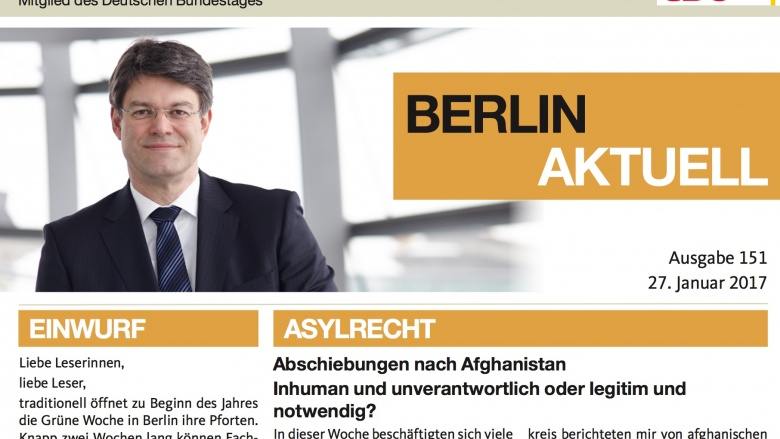 Berlin aktuell vom 27.01.2017